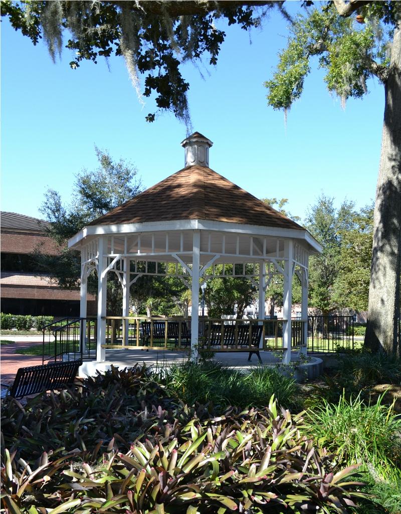 The History of The Albert Park Gazebo | College Park
